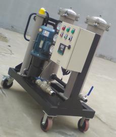 油过滤GLYC系列K1S液压油净化高粘油过滤车