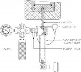 Fann流体密度平衡计206807油井泥浆平衡计备件