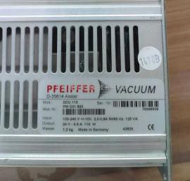 出售pfeiffer DCU110普发Hipace系列分子泵驱动电源