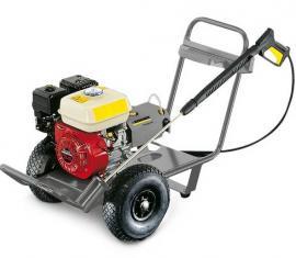 提供德国凯驰HD1050B燃油高压清洗机