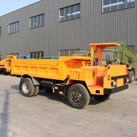新田岭矿用四轮自卸车 6吨后驱四不像车拉土方经销