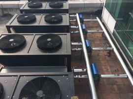 学校BOT热水项目 学校空气能热水工程