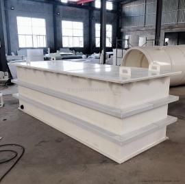 定做PP电镀槽PVC酸洗槽酸洗池电解槽化工槽塑料水槽电镀槽