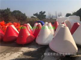 直径1.5米高1.8米塑料浮标 君益聚乙烯浮标 水库界标