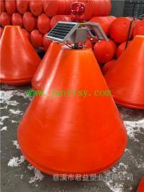 水源地用水质监测浮标系统 滚塑定做水质监测仪器浮体