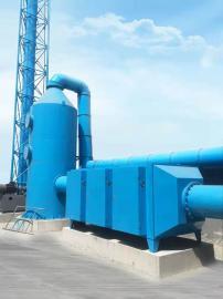 朗淳环保 活性碳有机废气吸附塔LCFQ-9000