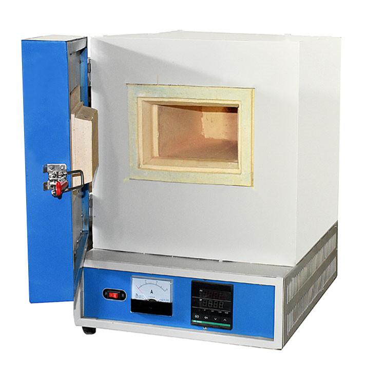 一体式箱式电阻炉SX2-4-10N 1000度沪粤明一体式电炉SX2-5-12N