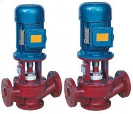 SL50-20立式玻璃钢管道泵