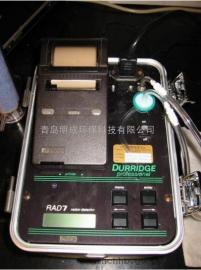 美国RAD-7测氡仪 可同时测空气、土壤、水中的氡