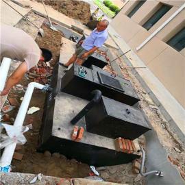 服务区一体化污水处理成套设备
