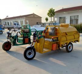小型洒水车厂家小型三轮洒水车厂家2立方洒水车