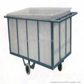 PE布车方箱/方形布车框/耐酸碱方形水箱