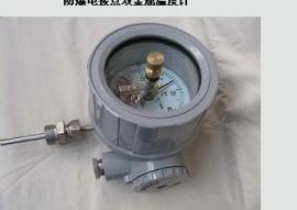 防爆电接点式双金属温度计