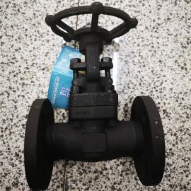 中国凯尔特黑皮锻钢闸阀Z41H-25C/40C/100C