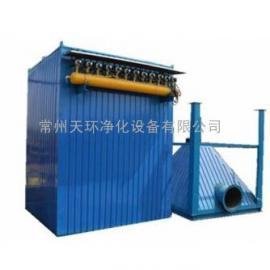 家具厂除尘系统 家具车间中央集成除尘器系统