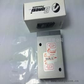 BONESI电磁阀/BONESI气动阀S1A/2