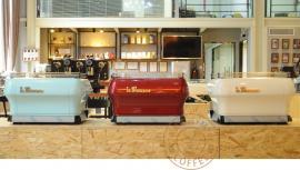 意大利原装进口辣妈La marzocco FB80专业商用电控半自动咖啡机