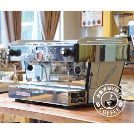 意大利原装La marzocco辣妈LINEA PB专业电控半自动商用咖啡机