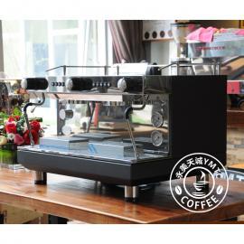 德国原装进口ECM COMPACT HX-2 双头意式商用专业半自动咖啡机