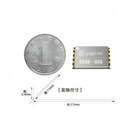 广成嵌入式汽车OBD解码模块GCAN-600