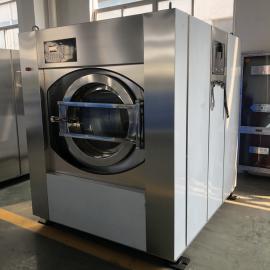 宾馆洗涤设备 100kg宾馆用全自动洗脱机
