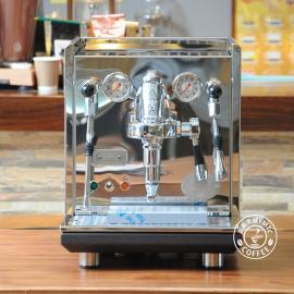 德国原装进口ECM synchronika双锅炉单头专业半自动咖啡机商用
