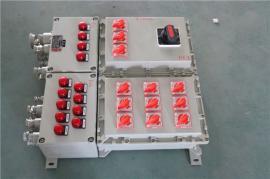 不锈钢防爆配电箱 防爆双电源配电箱