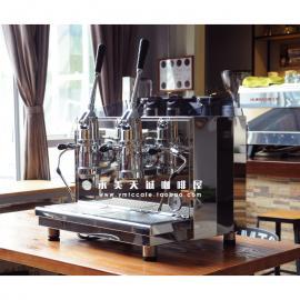 德���M口ECM Barista L2�p�^半自�� 商�I��I拉�U式意式咖啡�C
