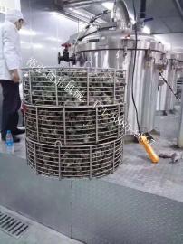 粽子高压蒸煮锅 红烧肉猪头肉高温蒸煮锅