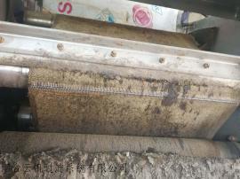 污泥脱水机方向性植毛滤布