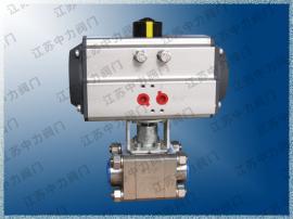 Q661N-160P DN20高压气动球阀