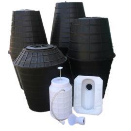 农村改造化粪池 双瓮化粪池 单瓮化粪池 加厚塑料