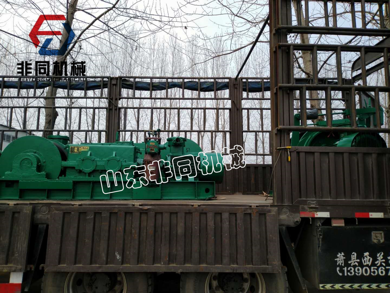 JSDB-16双速多用绞车 煤矿用多用双速绞车