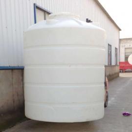 3立方化工�U液��罐 PE�λ�罐 PE原水箱塑料�水水箱加工定制