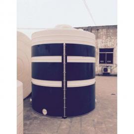 5吨塑料水箱销售 5立方滚塑pe水塔 环保水箱