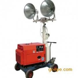 移动式照明车 户外应急照明车 工程作业照明灯可定制