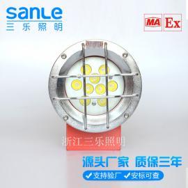 DGY9/24L矿用隔爆型LED机车照明灯