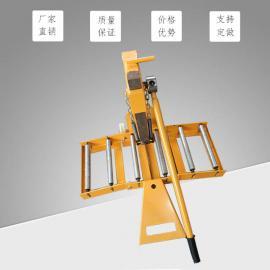 泡沫砖轻质砖手动切砖机 小型加气块切割机