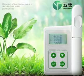 便携式叶绿素测定仪|叶绿素仪|便携式叶绿素快速检测仪