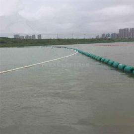 符合国家五水共治要求水面拦截漂浮物塑料拦污排