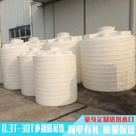 塑料储罐|1吨塑料储罐|稀硫酸储存罐