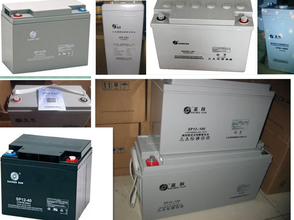SP12-100圣阳蓄电池铅酸12V100N型号表