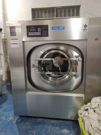 清洗宾馆酒店布草配置洗衣机洗涤设备