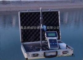 LB-JCM2便携式水质流速流量测定仪 明渠流量计液晶显示