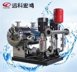 定制恒压变频二次加压供水设备