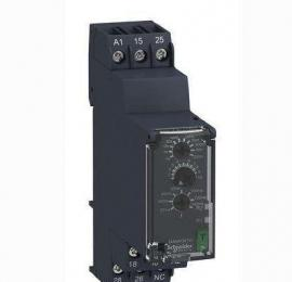 施耐德时间继电器RE22R2QEMT旋转控制安全保护时间继电器RE22