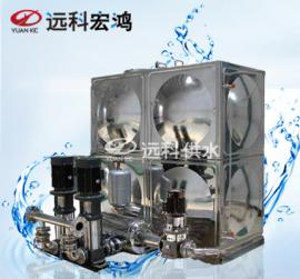 高楼箱式一体化泵站叠压供水设备智能数控变频供水设备
