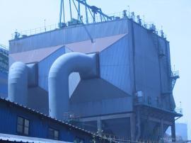 热电厂静电除尘器改造-锅炉湿电除尘器维修-盛景环保