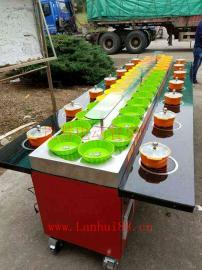 君福灵回转火锅设备厂制作回转火锅设备工艺标准
