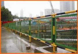 使用寿命长不生锈 临边防护网片基坑